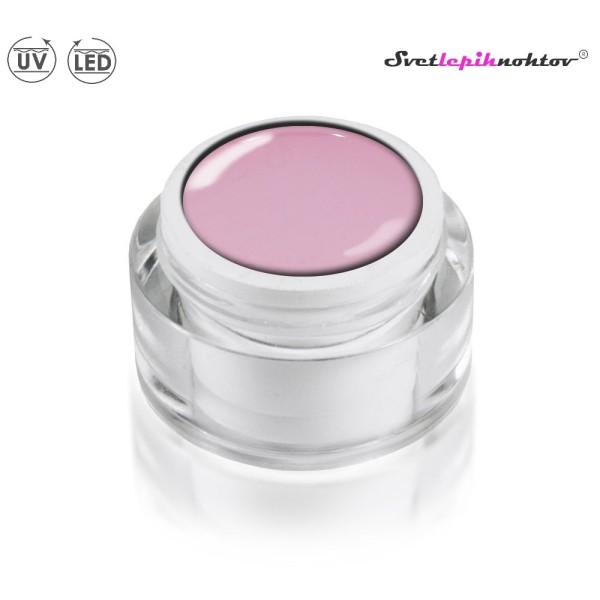 Muse Of Light UV/LED-gel, 5 ml, Rose, za barvanje in geliranje nohtov