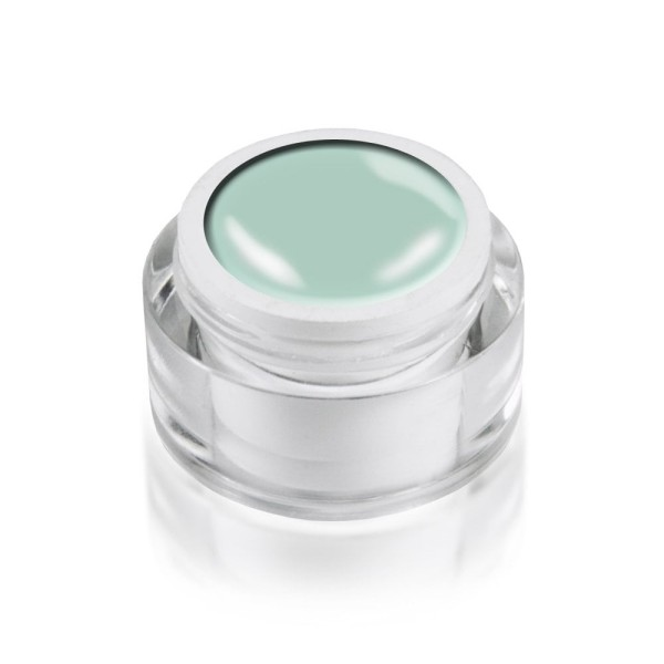 Barvni UV/LED-gel, 5 ml, mint