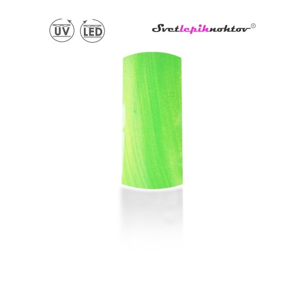 Goldie Dreamball UV/LED-gel, 5 ml, gold green, za barvanje nohtov